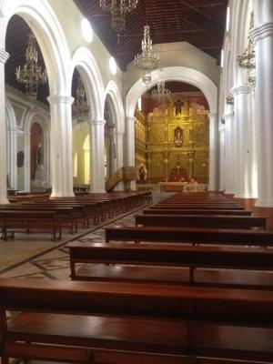 Iglesia Nuestra Señora de La Candelaria
