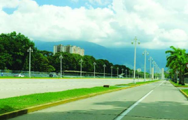 Avenida Los Próceres