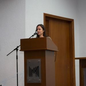 Lisseth Boon. Foto Raúl Chirino