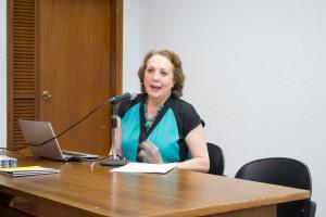 Lucrecia Arbeláez. Seminario Maczul