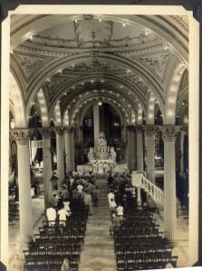 Catedral de San Pedro y San Pablo (Maracaibo). Diseño de 1923