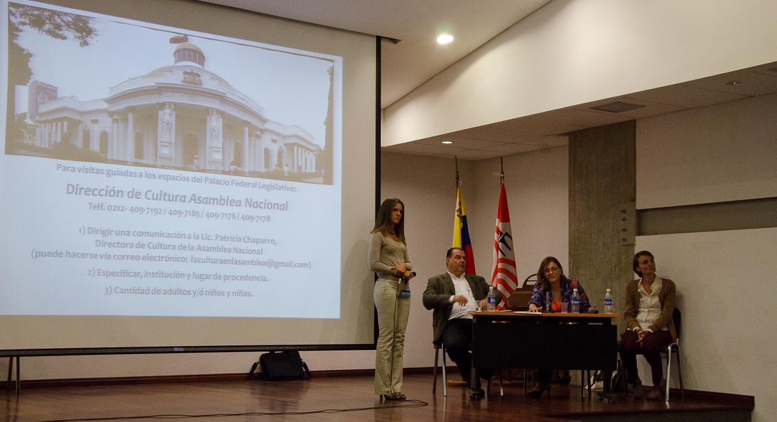 Thumbnail for Valorar el patrimonio cultural de la Asamblea Nacional permite restaurar la identidad del país