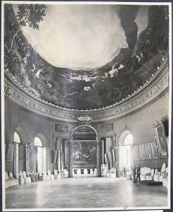 Salón Elíptico en 1910