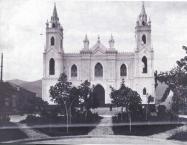 Panteón Nacional, modificaciones de Alejandro Chataing, 1911.