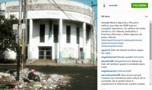 Foto. Museo Virtual del Zulia @MVZulia