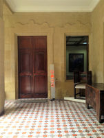 """Casa de la Historia """"Lorenzo A. Mendoza Quintero"""". Entrada Sala de Lectura. Foto: Mayerling Zapata López."""