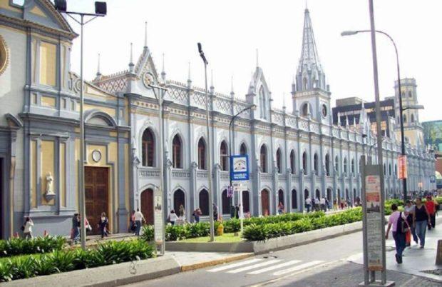 Sede del Palacio de las Academias. Últimas Noticias