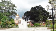 Plaza Bolívar de Atabapo