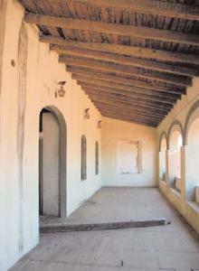 Ateneo de Tucacas, corredor interno.