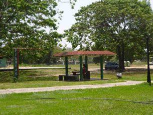Áreas para festejos familiares. Foto Marinela Araque.