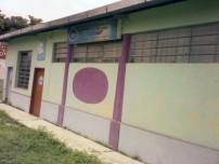 Entrada del centro cultural Visagra. Foto Daniel Mena.