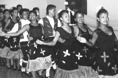 Danza Tucacas, primera generación.