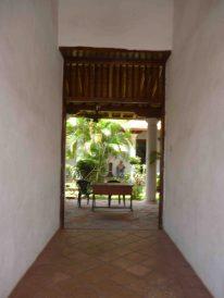 Entrada de La Pulideña o Museo Alberto A. Torrealba.