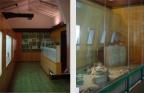 Salas de exhibición. Fotos V. Sánchez Taffur.