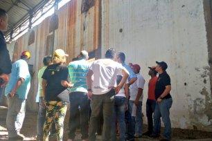 En noviembre de 2015 se inicia la reconstrucción del Teatro Ribas. @TareckPSUV.
