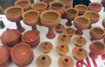 Artesanías en el Centro Artesanal de Barbacoas. Foto IPC.