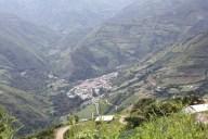 Un típico pueblo de la cordillera andina. Foto Giltor / Panoramio.