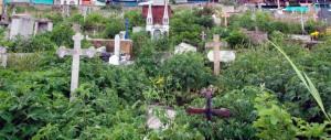 Cementerio municipal de Valera, estado Trujillo. Venezuela.