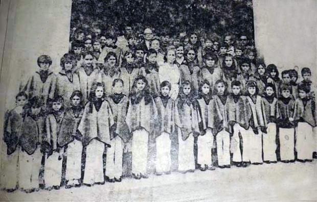 Niños Cantores del Valle de Momboy, Trujillo. Venezuela