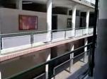 Pasillos interiores del Colegio Madre Ràfols, en Trujillo, Venezuela.
