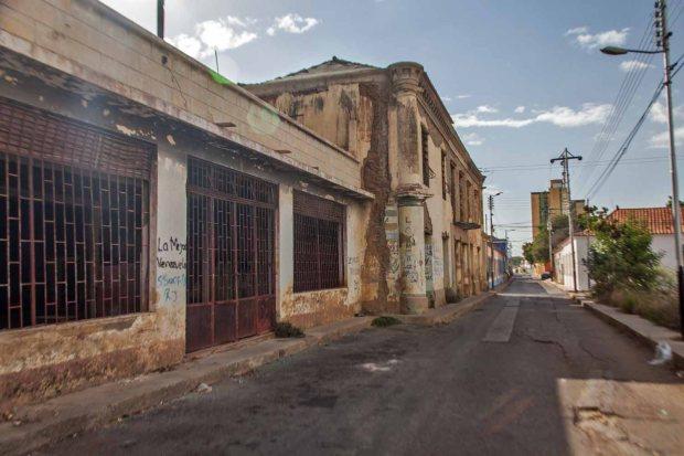 Coro - La Vela Patrimonio Mundial en riesgo. Venezuela.