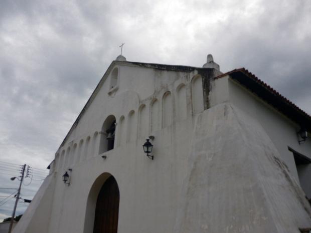 El progresivo deterioro de la iglesia San Nicolás de Bari, tras 2 años de su restauración. Monumento histórico nacional de Venezuela.
