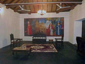 Habitación interna de Guanare. Monumento histórico nacional de Venezuela. Patrimonio cultural del estado Portuguesa.