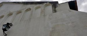 Iglesia San Nicolás de Bari, monumento histórico nacional de Venezuela en riesgo.