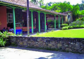 Fachada del Museo Trapiche de Los Clavo. Foto IPC, circa 2009.