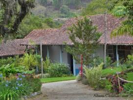 Típica casa andina en el Museo Trapiche de los Clavo, en Boconó. Foto Alberto Cárdenas _ unavistabobocono
