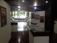 Lobby Biblioteca Nacional. Foto: Mayerling Zapata López.
