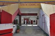 Patio de cuadrillas de la Plaza de Toros Román Eduardo Sandia Briceño, de Mérida.