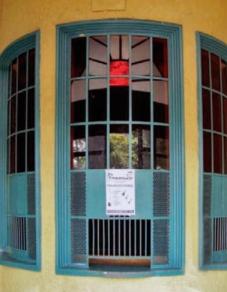 Teatro Ana Enriqueta Terán. Patrimonio cultural de Valera, estado Trujillo, en riesgo. Venezuela.