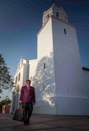 Catedral de Coro. Casco histórico de Coro, estado Falcón, Venezuela.