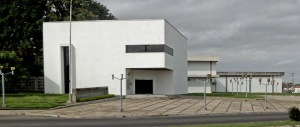 Fachada del Museo Jesús Soto. Foto Américo Fernández, octubre de 2017.