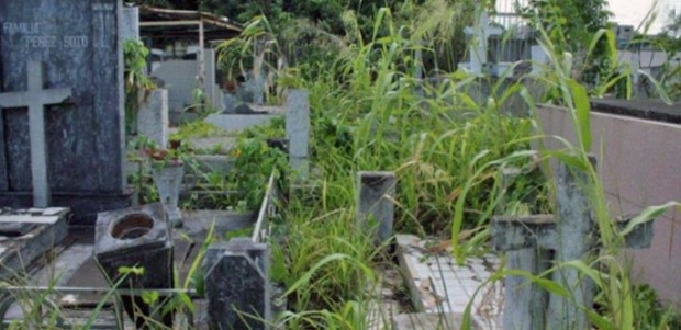 Cementerio municipal de Santa Teresa del Tuy. Patrimonio cultural del municipio Independencia, estado Miranda, Venezuela.